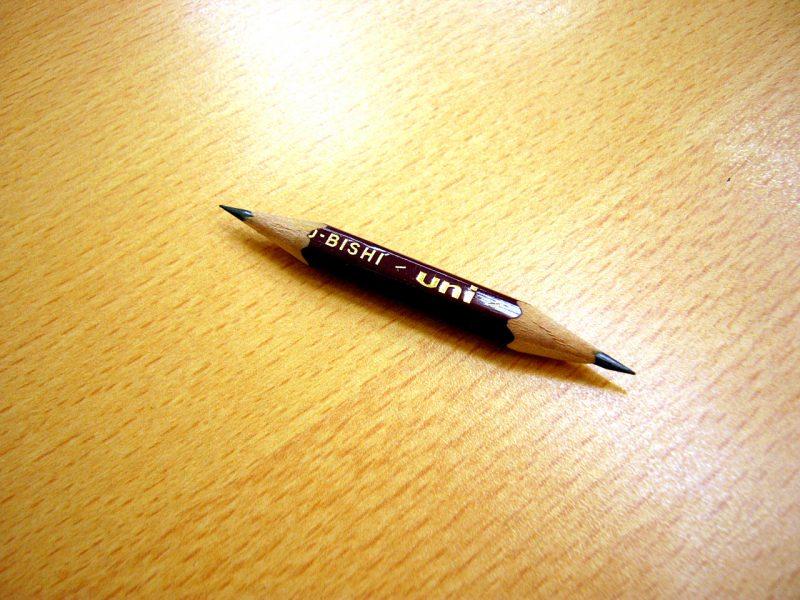 私の人生と鉛筆 〜貧乏けずりと私〜 - オエステ会